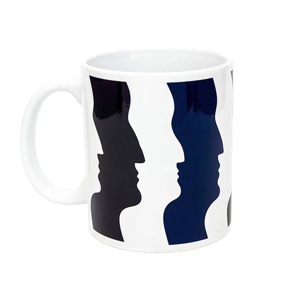 Polar Faces Mug