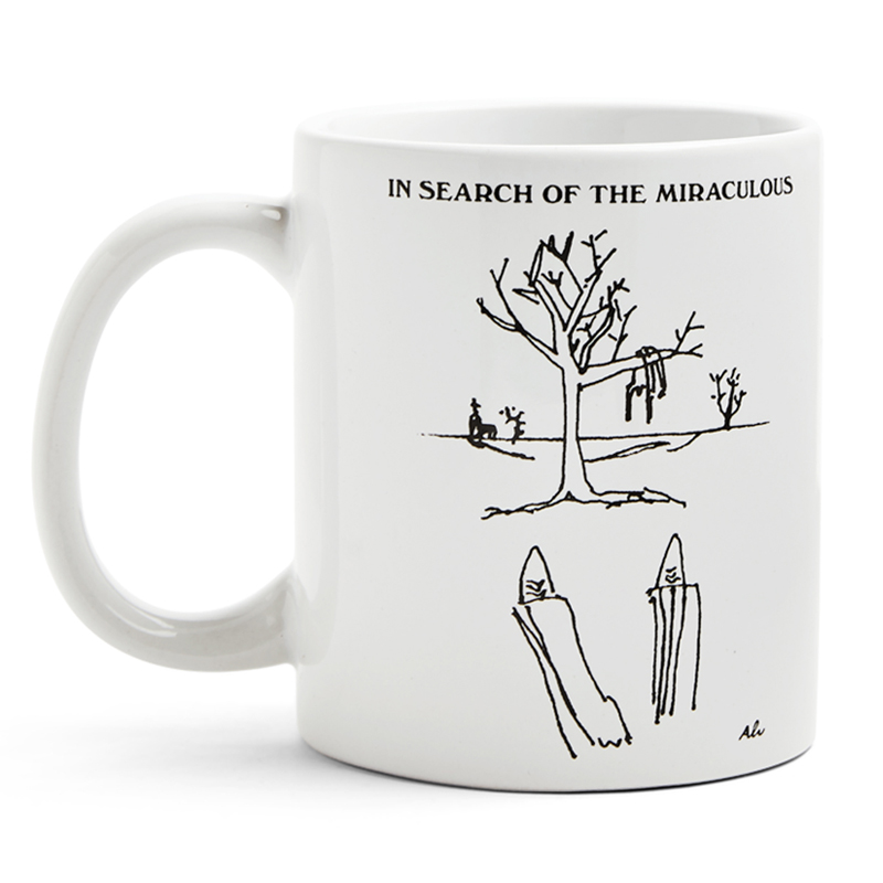 Polar In Search of the Miraculous Mug White