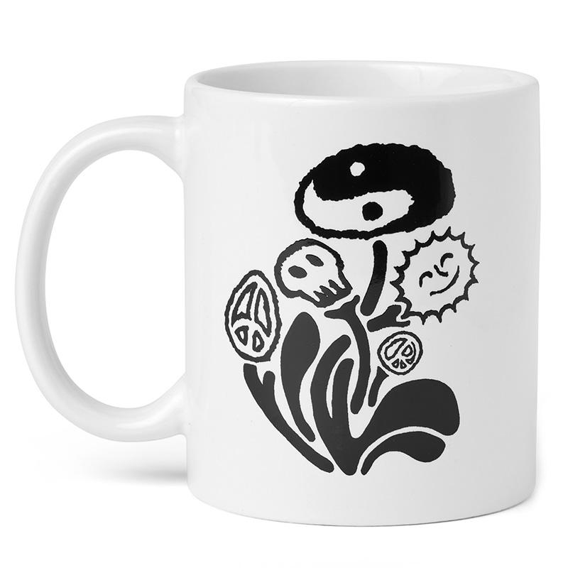 Polar Trippin' Mug White / Black