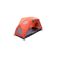Poler One Man Tent Grey/Burnt Orange