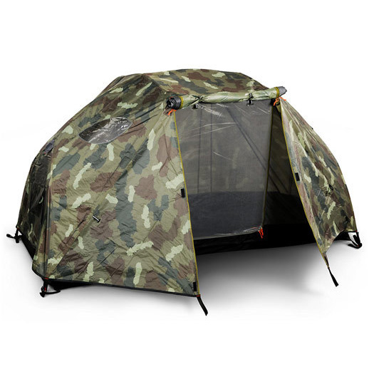 Poler Two Man Tent Furry Camo