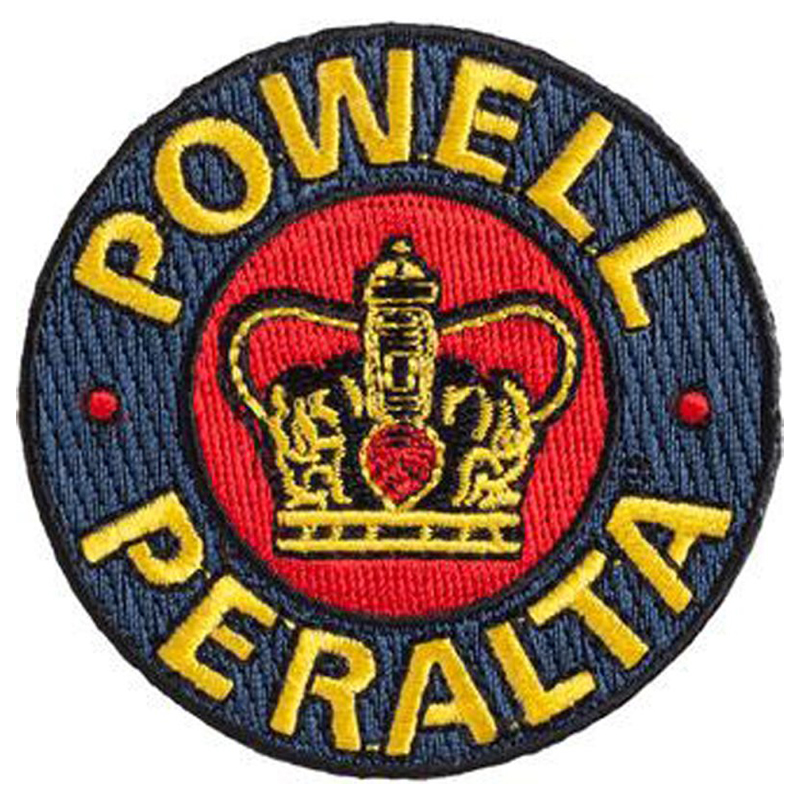 Powell Peralta Supreme 2.5 Inch Patch