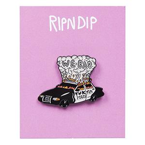 RIPNDIP 187 Pin Black