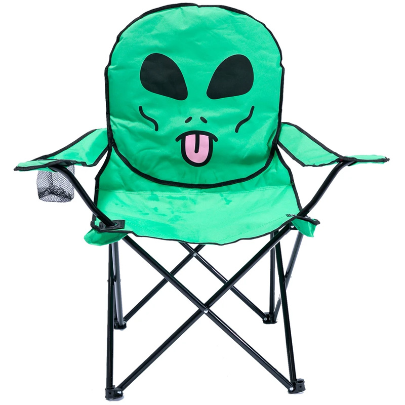 RIPNDIP Lord Alien Beach Chair Green