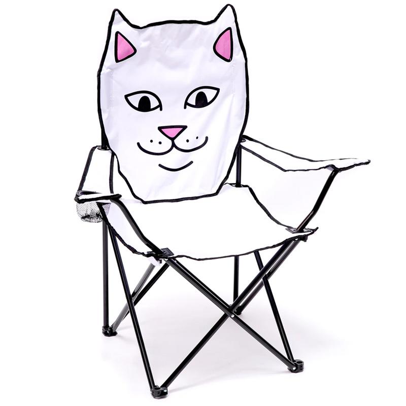 RIPNDIP Lord Nerm Beach Chair White