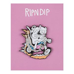 RIPNDIP Nerm Gearhead Pin