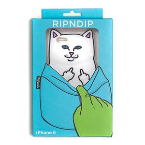 RIPNDIP Nermal Iphone Case 6/6s White