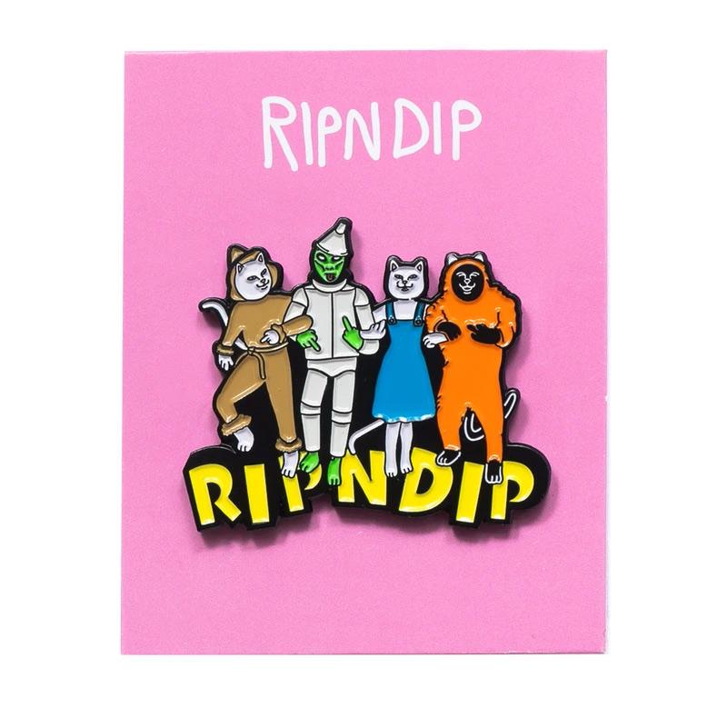 RIPNDIP No Place Like Home Pin