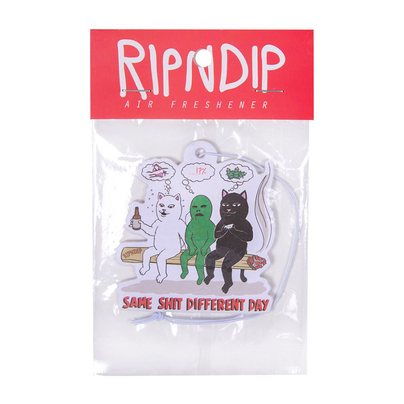 RIPNDIP Same Dreams Air Freshener Red