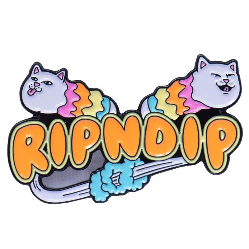 RIPNDIP Space Gravy Pin