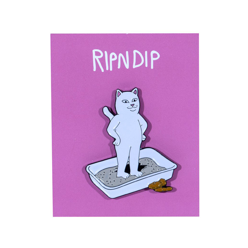 RIPNDIP Think Outside Pin Multi