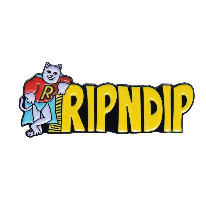 RIPNDIP We Can Be Heros Pin