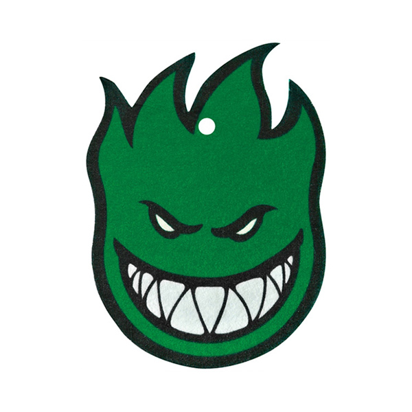 Spitfire Bighead Air Fresheners Green