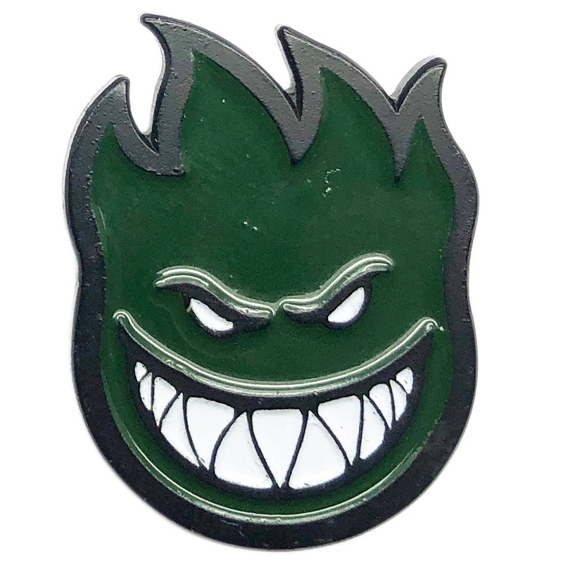 Spitfire Bighead Fill Pin Dark Green/Black