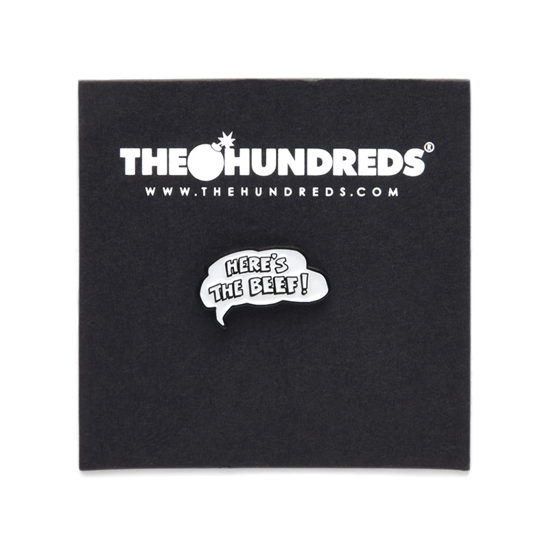 The Hundreds Beef Pin Multiple