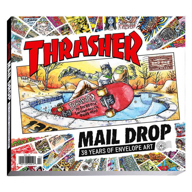 Thrasher Mail Drop Book