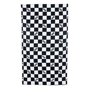 Vans Checkerboard Beach Towel Black/White