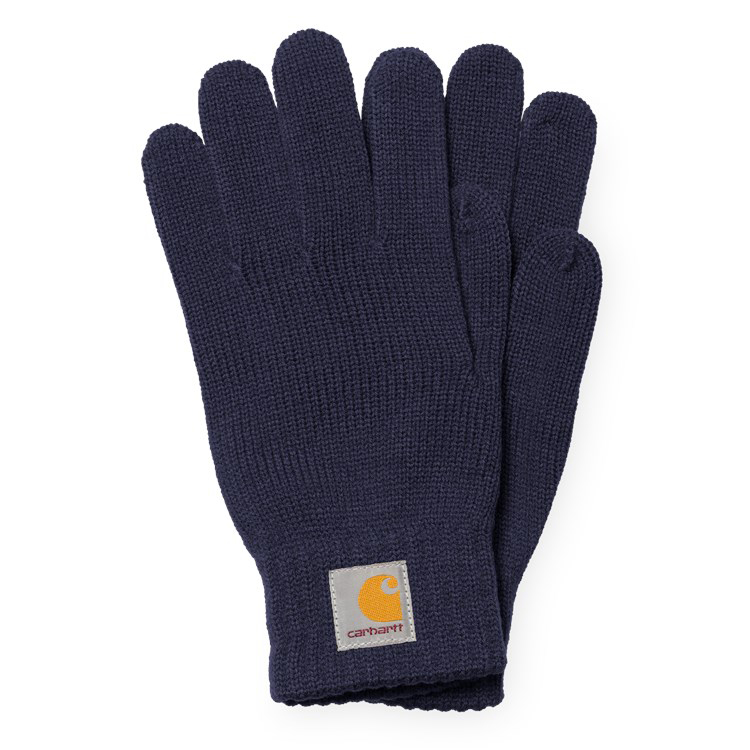 Carhartt Watch Gloves Navy