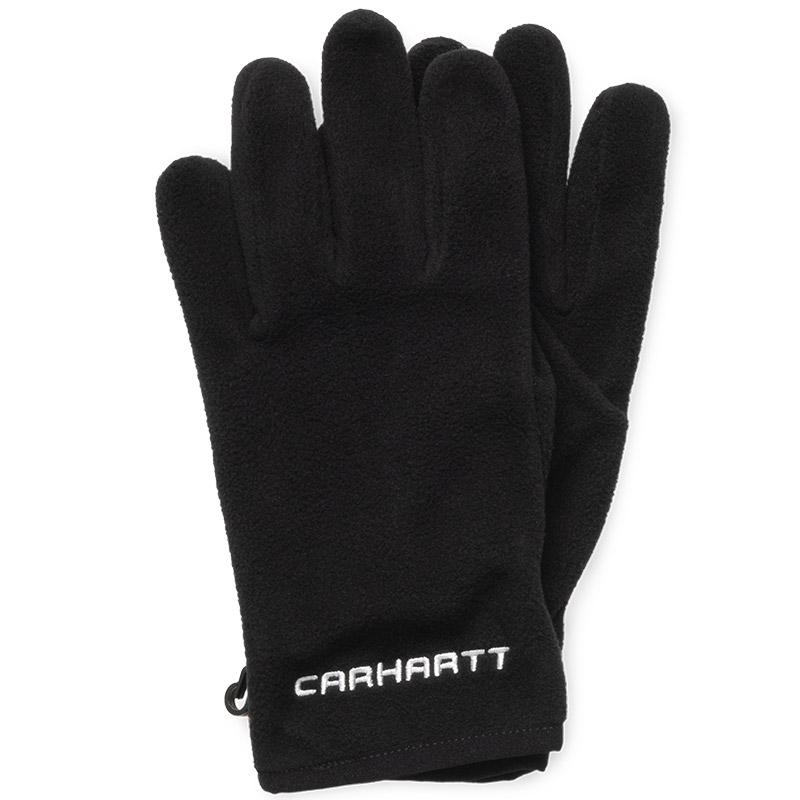 Carhartt WIP Beaumont Gloves Black/Wax