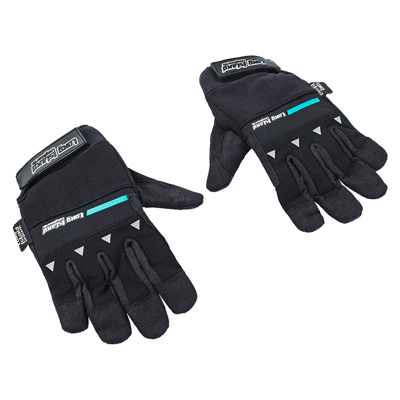 Long Island Matrix Slide Gloves Black