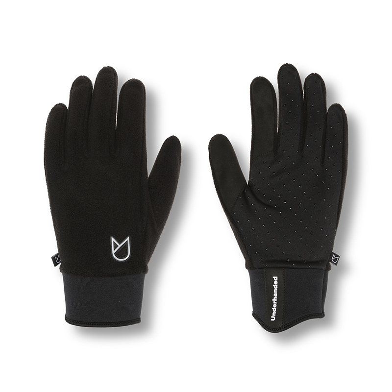 Underhanded Duo Gloves Black