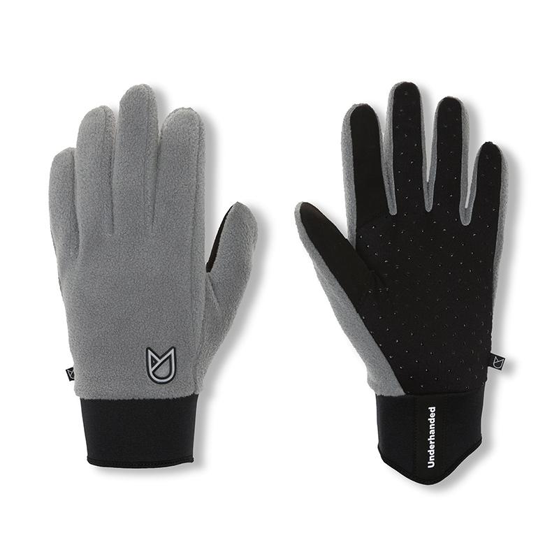 Underhanded Duo Gloves Grey