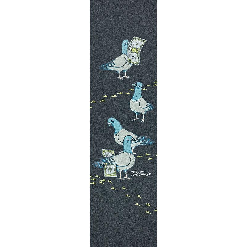 Atelier Francis Pigeons Griptape Sheet Goofy