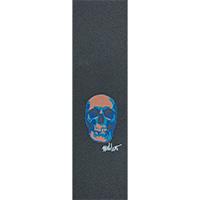 Atelier Oblow Skull Griptape Sheet Blue Goofy