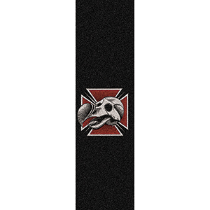 Blind Dodo Skull Griptape Sheet Black 9.0