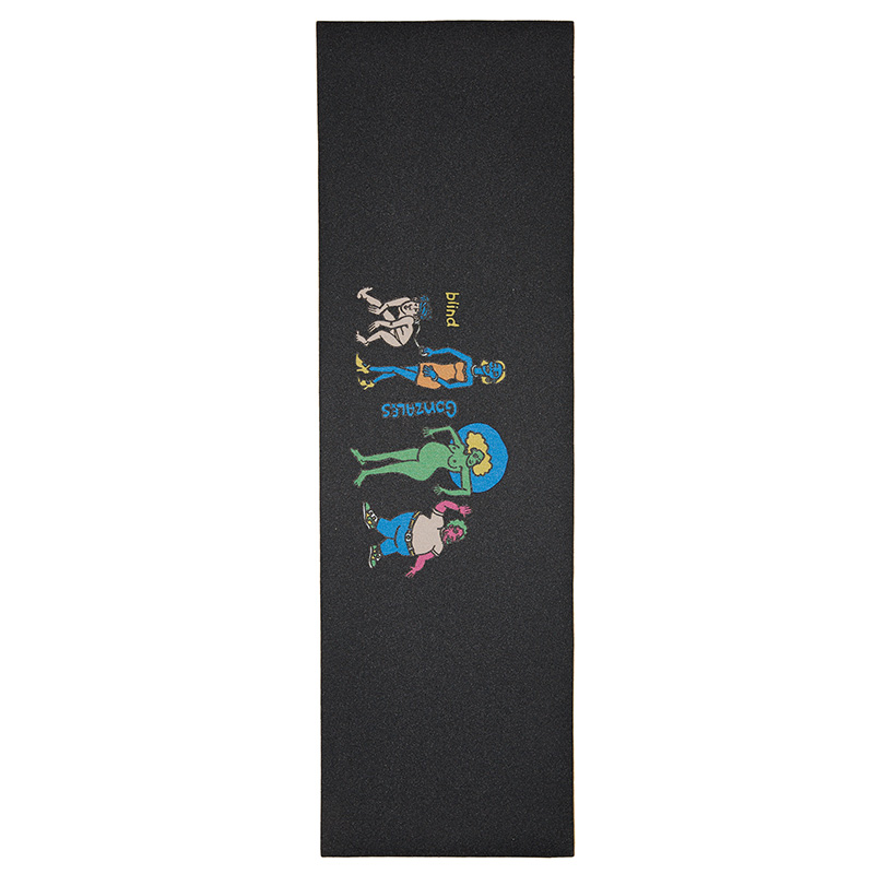 Blind Gonz Colored People Griptape Sheet