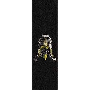 Blind Skull and Banana Griptape Sheet Black 9.0