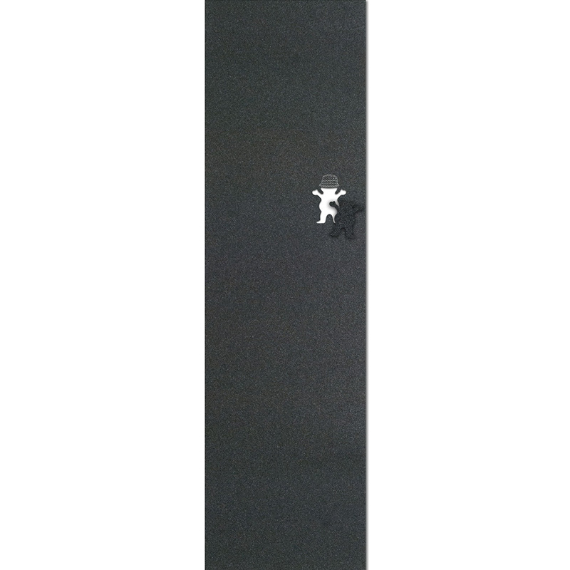 Grizzly Boo Johnson Griptape Black