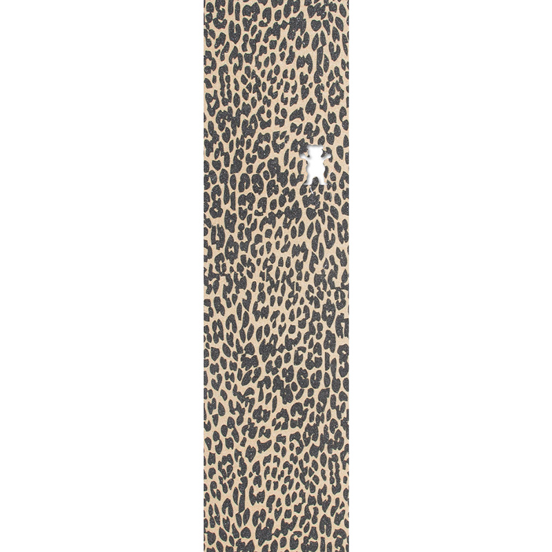Grizzly Eli Reed Cheetah Griptape Brown