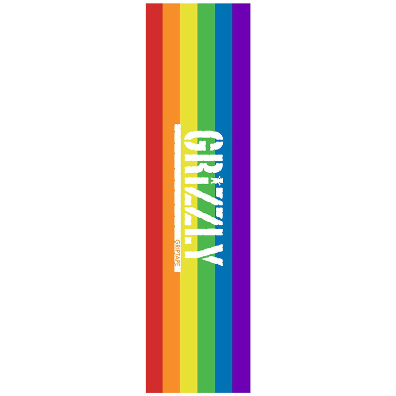 Grizzly Equality Griptape Sheet 9.0