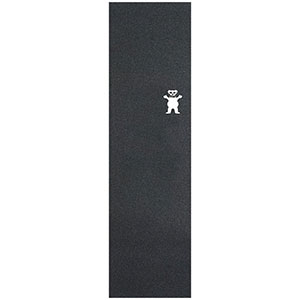 Grizzly Fiend Club Griptape Sheet Black 9.0