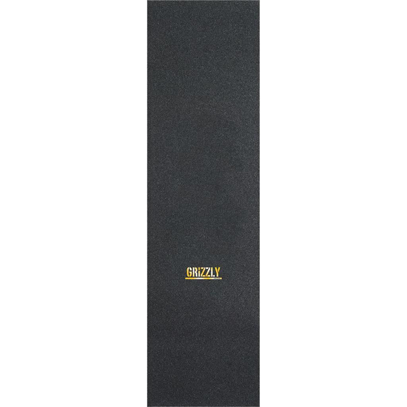 Grizzly Mini Stamp Griptape Sheet Gold
