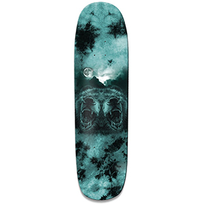 Grizzly Roar At The Moon Griptape Sheet Black 9.0