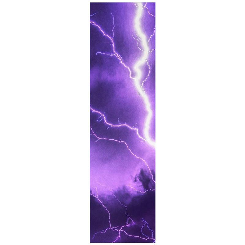 Grizzly Shockwave Griptape Sheet Purple 9.0