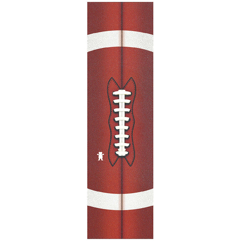 Grizzly Sports Pack Football Griptape Sheet