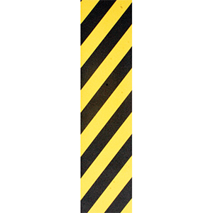 Jessup Griptape Sheet Black/Yellow Stripe 9.0