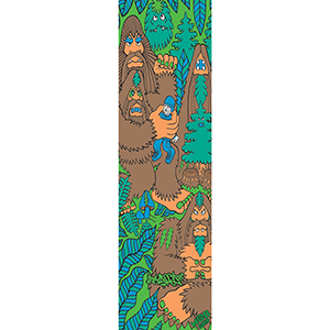 MOB Bigfoot Assorted Griptape Sheet 2 9.0