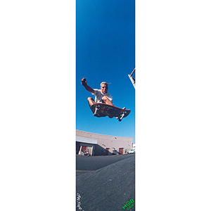 MOB Bryce Kanights Skate Assorted Griptape Sheet 1 9.0
