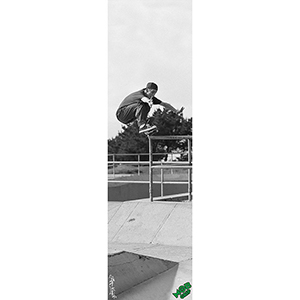 MOB Bryce Kanights Skate Assorted Griptape Sheet 3 9.0