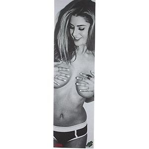 MOB Van Styles Girls Assorted 2 Griptape Sheet 4 9.0