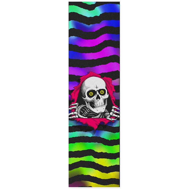 Powell Peralta Ripper Tie-Dye Griptape Sheet 10.5