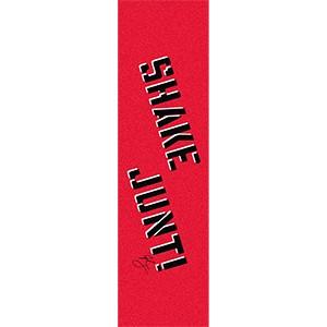 Shake Junt Cyril Jackson Griptape Sheet Red 9.0