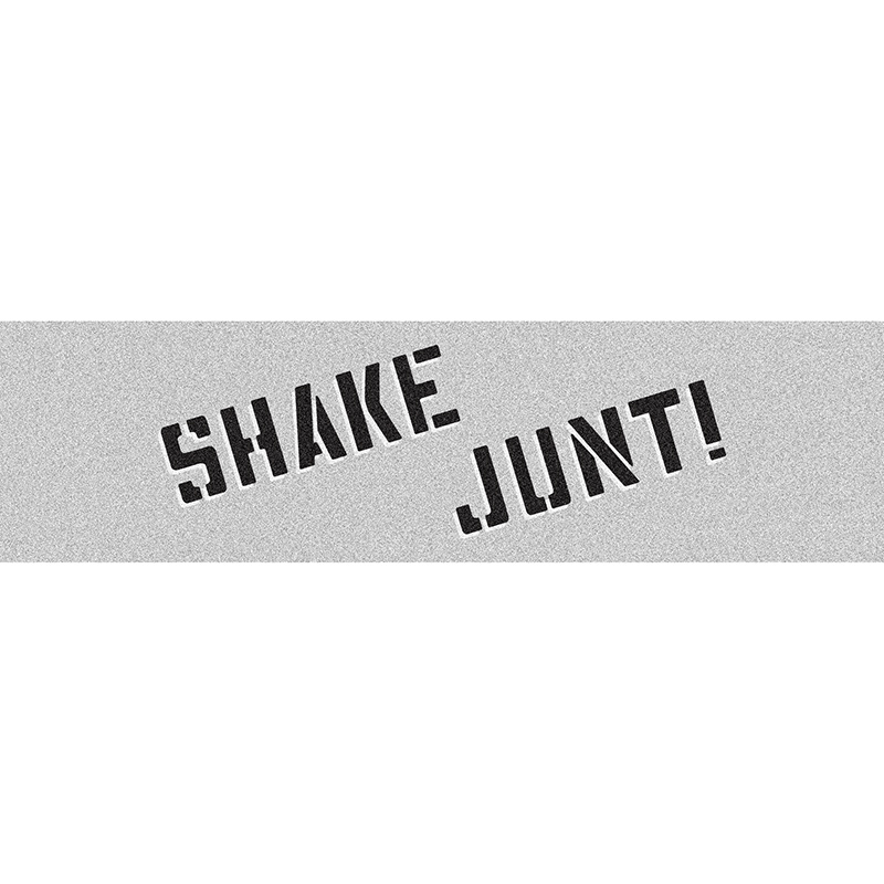 Shake Junt Griptape Sheet Clear