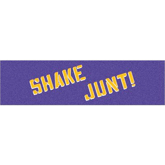 Shake Junt Griptape Sheet Purple
