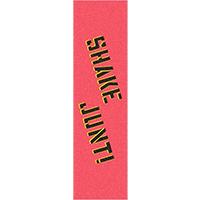 Shake Junt Griptape Sheet Red