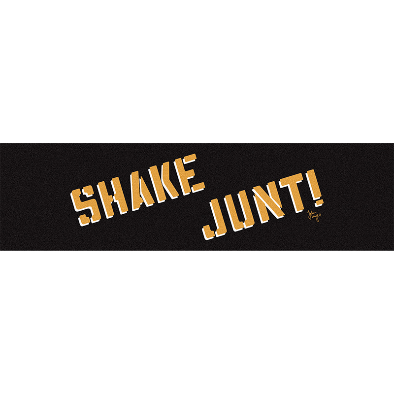 Shake Junt Jake Hayes Griptape Sheet 9.0